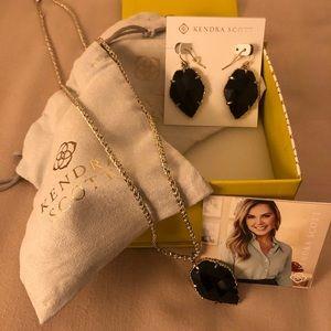 Kendra Scott Jewelry - Kendra Scott Necklace/Earring Set